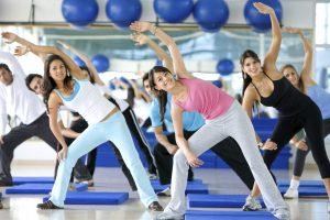 Популярные виды фитнеса